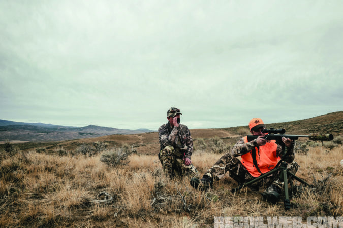 Training with a coach or submitting to the rigors of competition are both good ways to get ready for a challenging hunt.