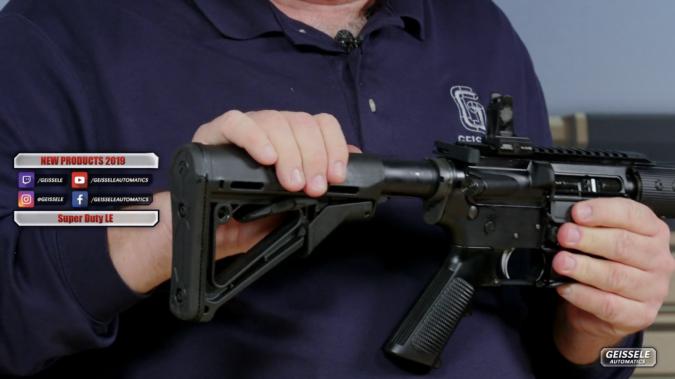 Geissele Rifle Super Duty LE - 6