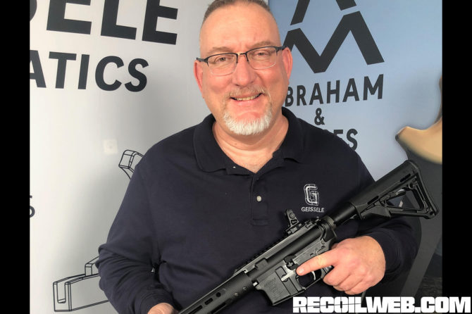 Geissele Rifle Released For Law Enforcement Sales