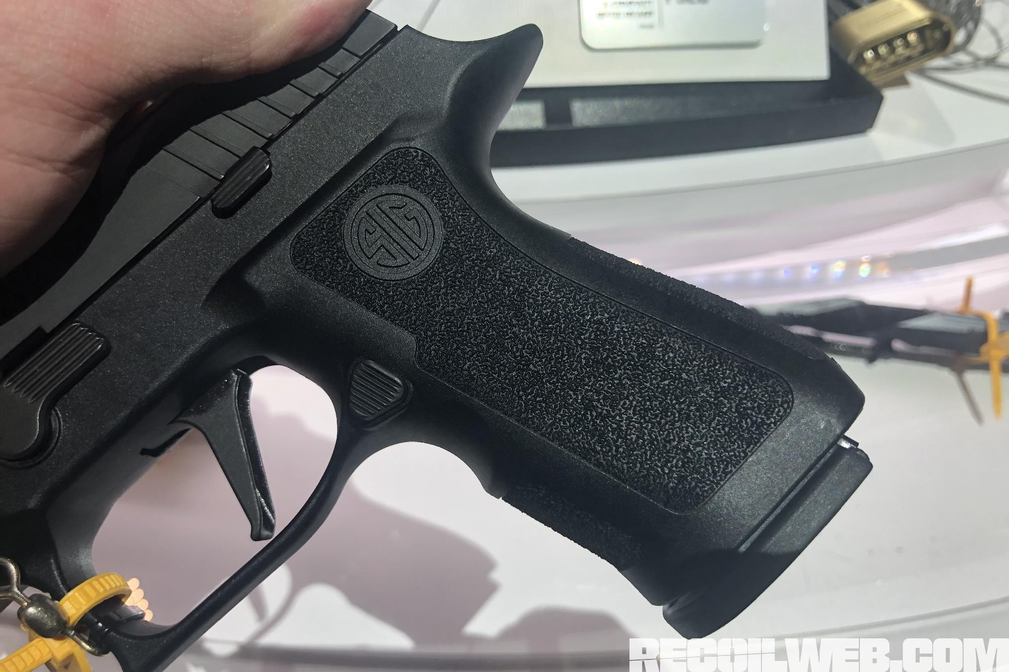 SIG P320 XCompact, Upcoming SIG Romeo 1 Pro & Romeo 2 | SHOT