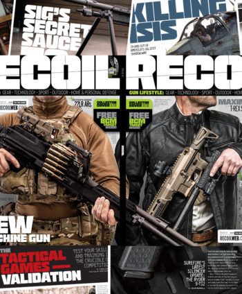 Recoil 41 Cover Montage