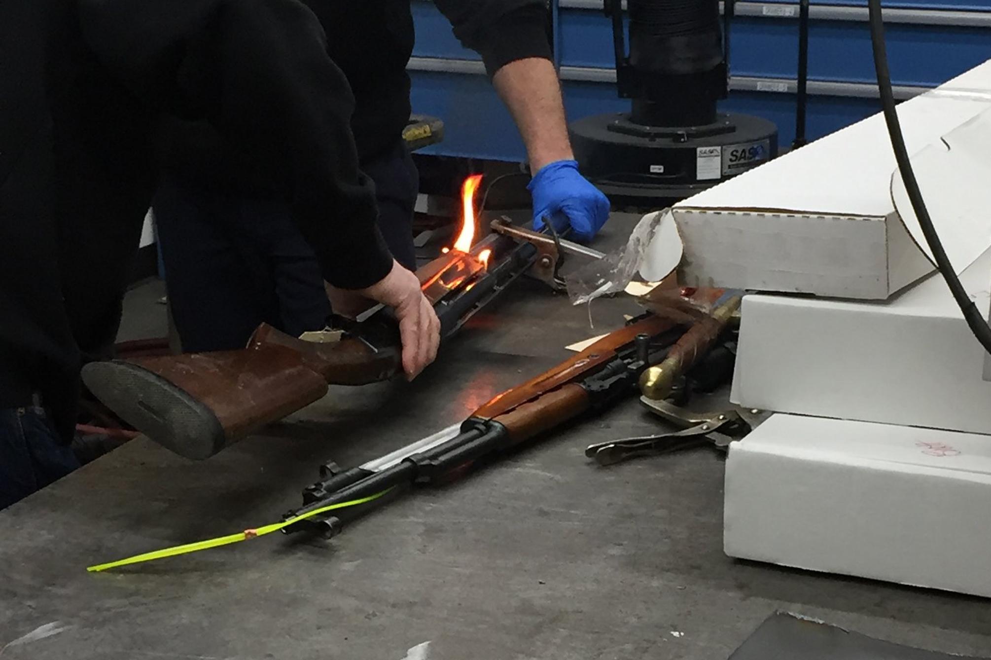 Benchmade Destroys Guns, Internet In Flames | RECOIL