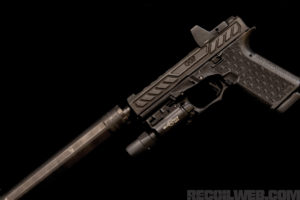 Grey Ghost Precision Combat Pistol