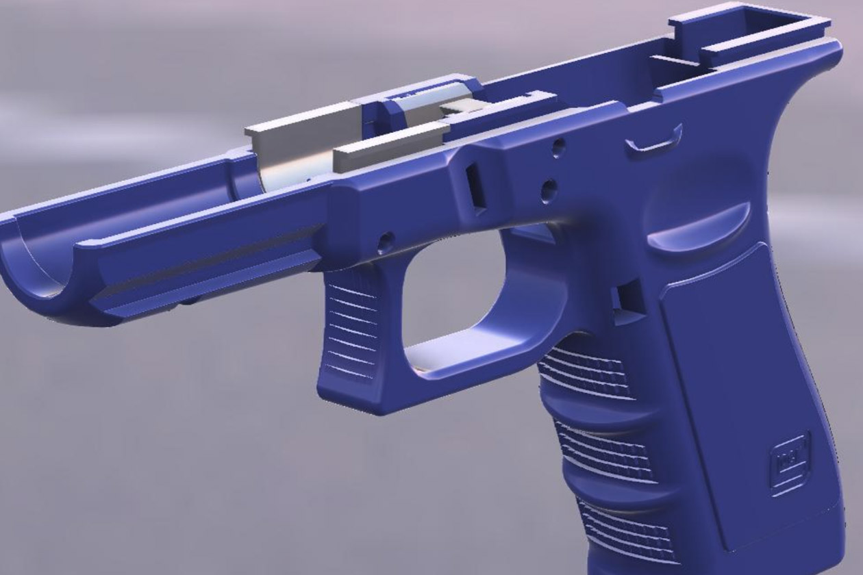 3D Print Your Own Glock Pistol | RECOIL