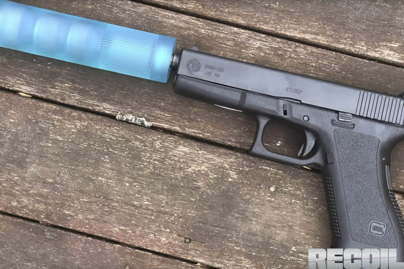 Man makes silencer with 3d printer recoil - Where can i buy a 3d printed house ...