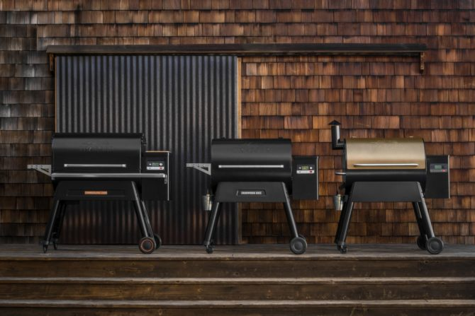 Traeger Introduces New Tech-Infused Grills