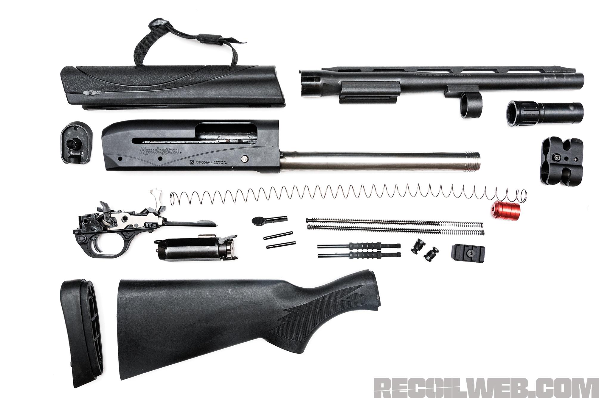 Remington V3 TAC-13 Short-Barreled Shotgun | RECOIL