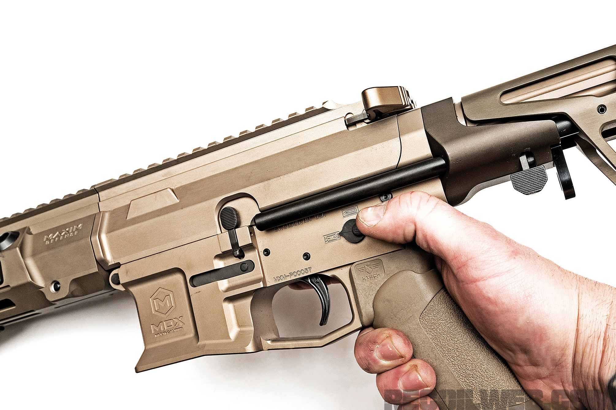 Review: The Maxim Defense PDX   RECOIL
