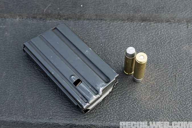 A look at the Bighorn Armory mags.