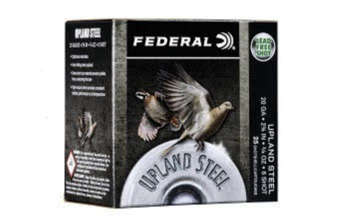 Federal Releases New Upland Steel Loads