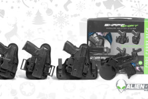 Enter Here! 12 Days of Christmas 2019: Day 7 – Alien Gear