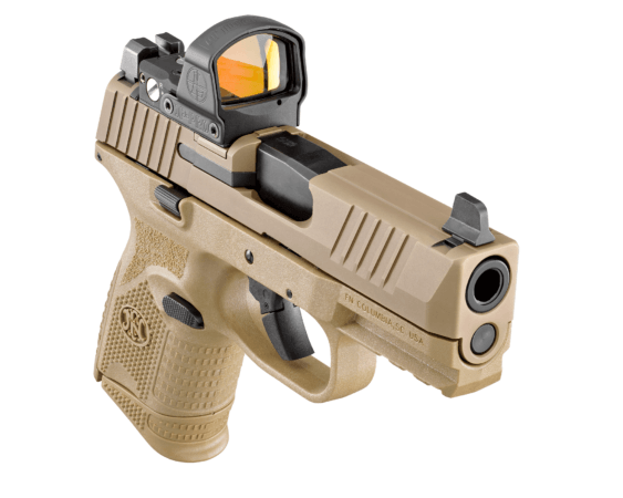 Is the FN 509C the best 9mm pistol?