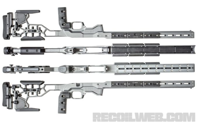 MDT ACC Rifle Chassis