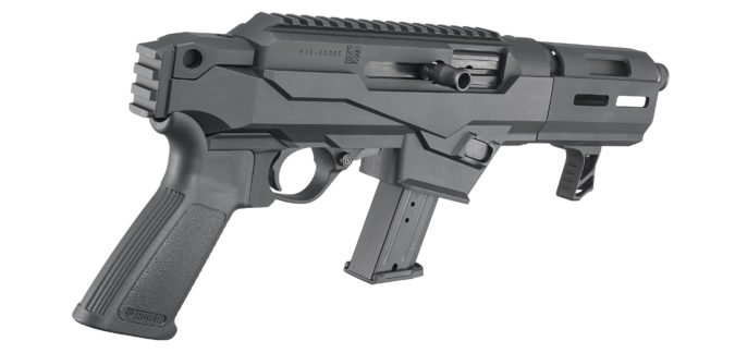 Ruger PC Charger right side