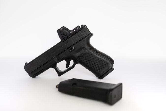 Glock 19 gen 5 C&H precision plate