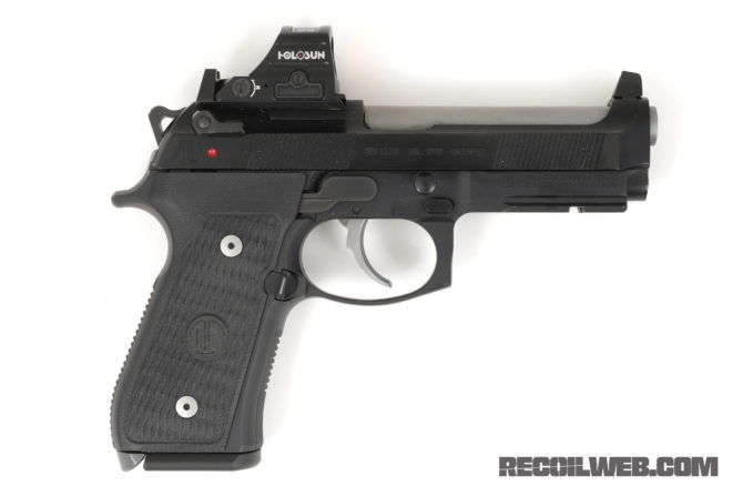 Langdon Tactical Releases Beretta 92 Red Dot Slides