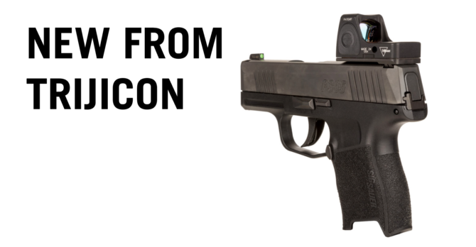 RMRcc Micro Optic, New From Trijicon