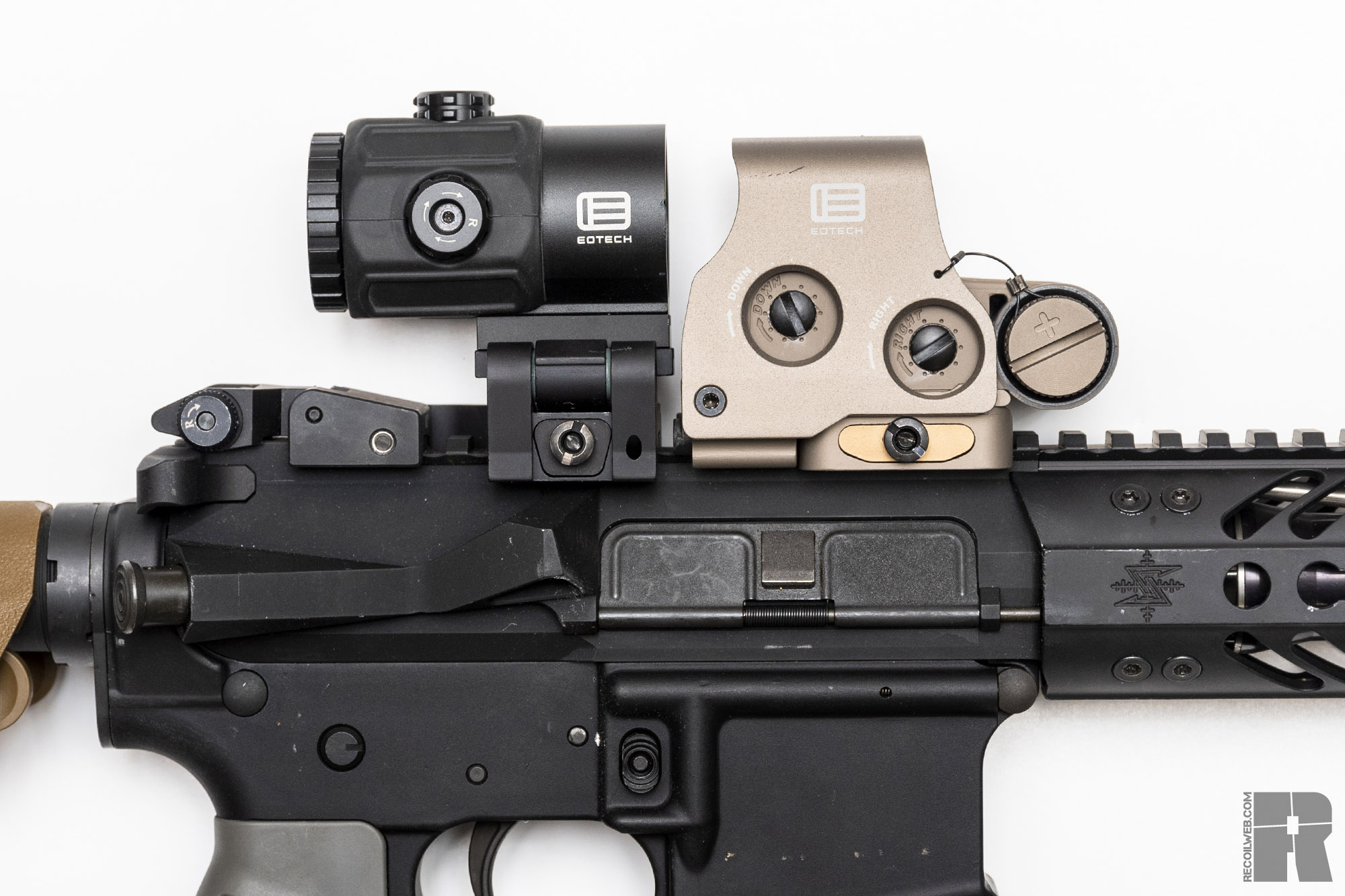 EOTech Holographic Sight and Magnifier
