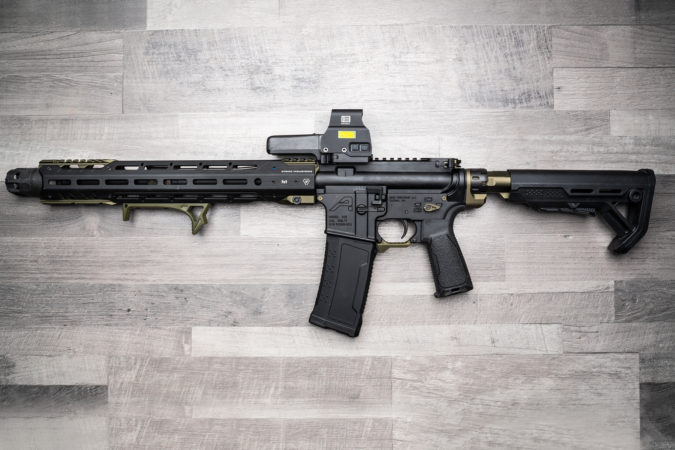 strike industries full AR-15