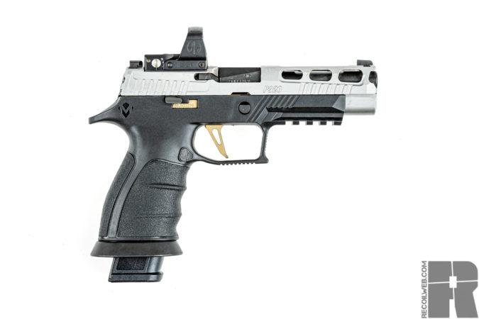 P320 Grip Frame