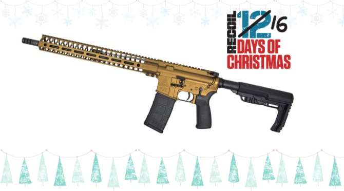 Enter Here! 12 Days of Christmas 2020: Day 1 – ATAC Defense Enhanced Rifle Giveaway!
