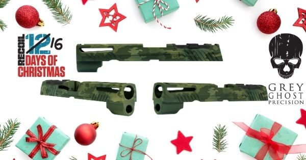 12 days of christmas day 10 grey ghost precision