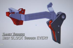 New Timney Triggers for Glock Pistols