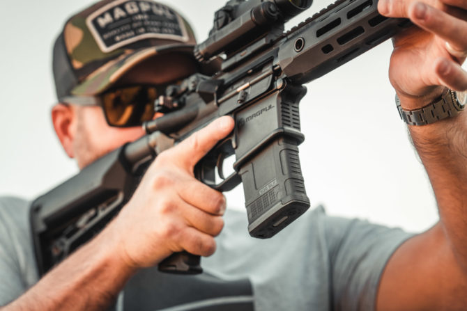 New 20 Round 300 Blackout Mags from Magpul: The PMAG 20 AR 300 B GEN M3
