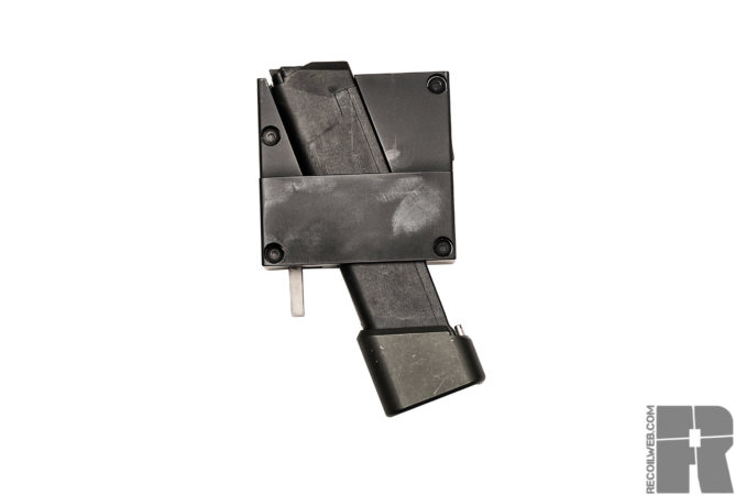 Curtis Tactical 9mm magazine well