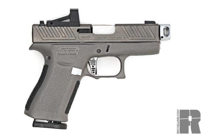 Glock 43x G43x Optimized Right