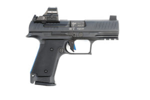 Walther Q4 SF Optics Ready: Reviewing Heavy Metal
