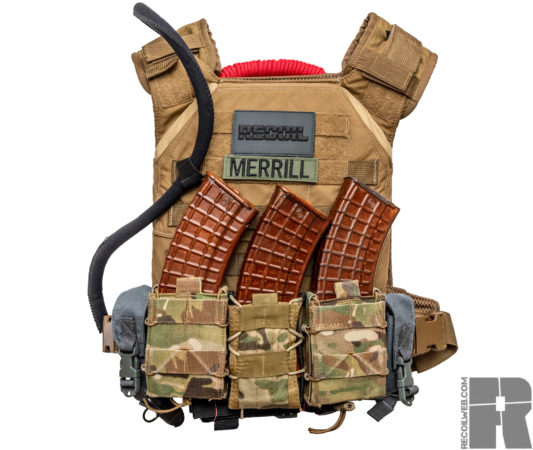 Editors Plate Carrier Dave