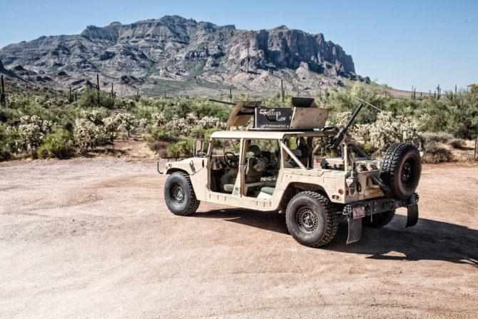 Surplus Spending: Impulse Winning a 1991 Humvee