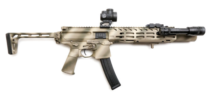 Sig MPX Optimized: MPXSD Integrally Suppressed