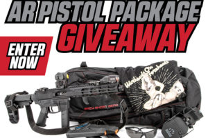 Win this Ultimate AR Pistol Package Giveaway!