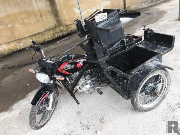 DShK Trike