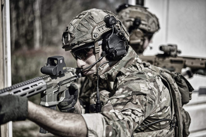 The Holographic Sight Advantage of EOTech