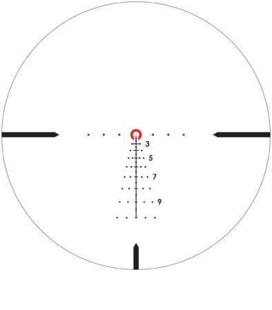 DWLR-6 Reticle