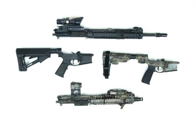 SBR: The Arbitrary Infringement on a Short Barreled Rifle