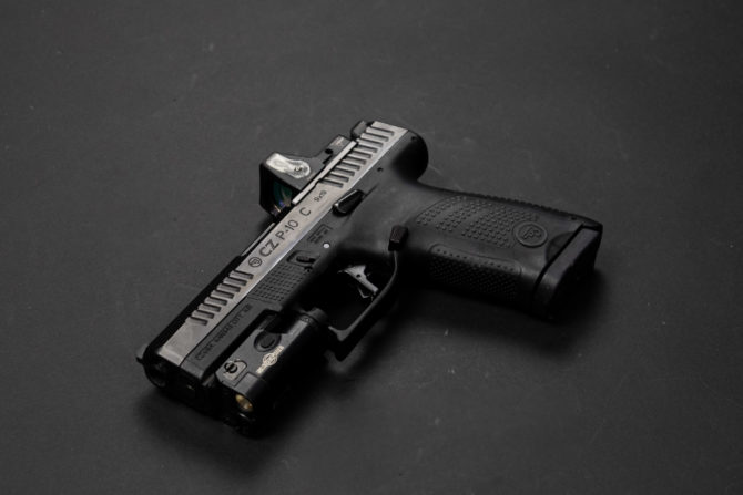 Apex Tactical CZ P-10C Advanced Trigger Kit First Look