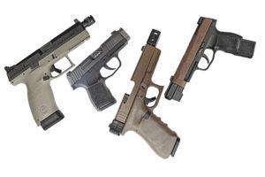 Pistol Compensator: Clash of the Carry Comp