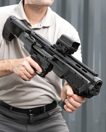 Smith and Wesson M&P 12 bullpup shotgun