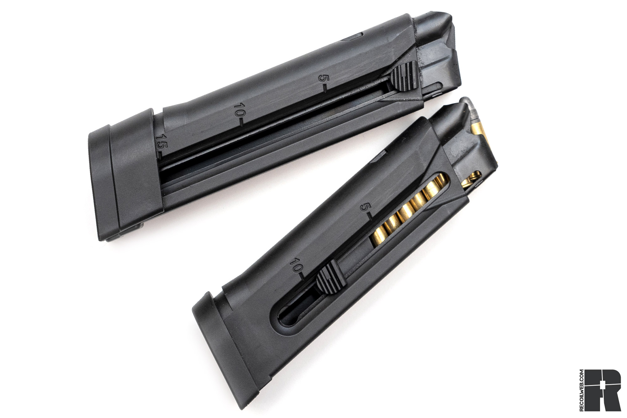 FN 502 tactical magazines